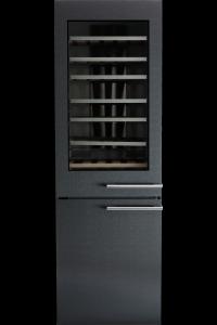 独立式酒柜/冷冻冰箱 RWFN2684BL
