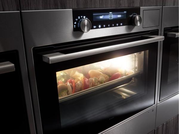 设计杰出的大尺寸全蒸汽烤箱