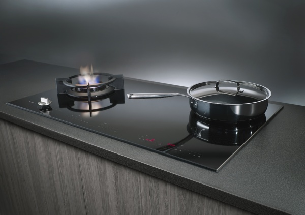 DUO FUSION™燃气与电磁组合灶