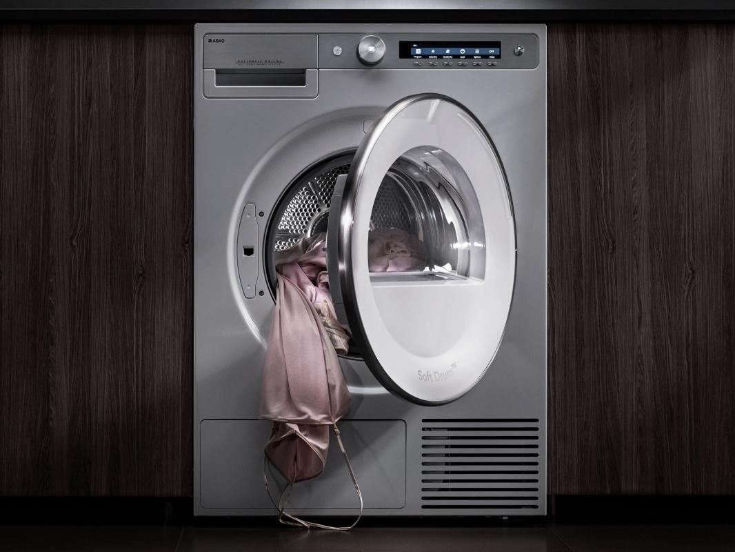 热泵式干衣机,不受局限